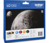 Brother LC1000 eredeti multipack