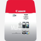 Canon PG-560/CL-561 eredeti tintapatron multipack (3713C006)