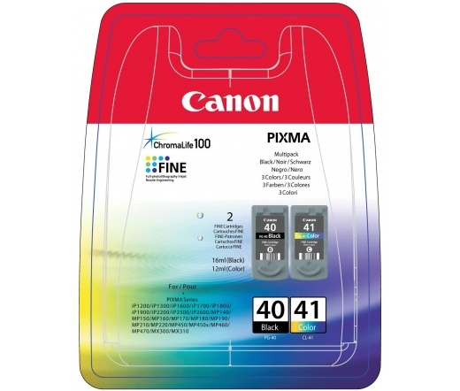 Canon PG-40 / CL-41 multipack eredeti