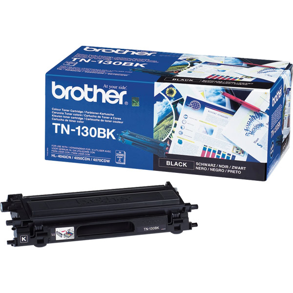 Brother TN-130 fekete eredeti