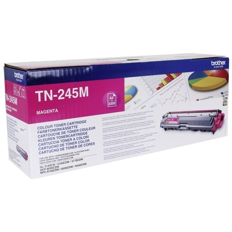 Brother TN-245 magenta eredeti