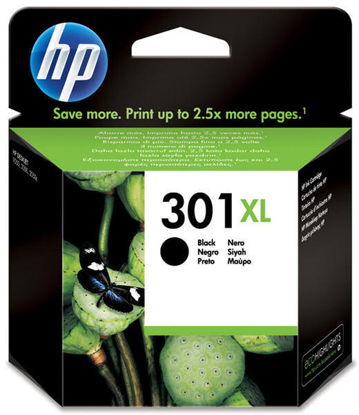 HP CH563EE No.301XL fekete eredeti