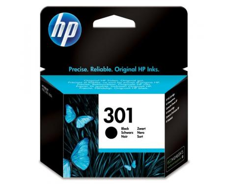 HP CH561EE No.301 fekete eredeti tintapatron