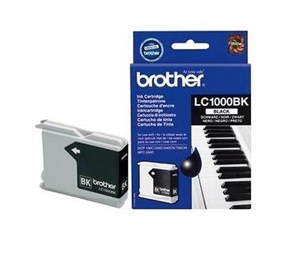 Brother LC1000 fekete eredeti