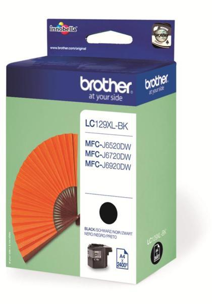 Brother LC129XL fekete eredeti