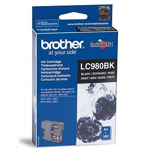 Brother LC980 fekete eredeti