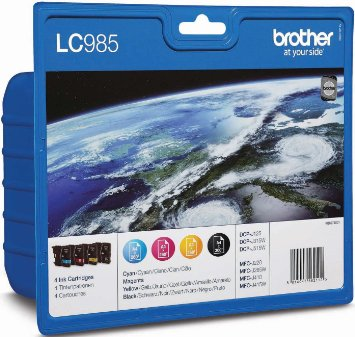 Brother LC985 multipack eredeti