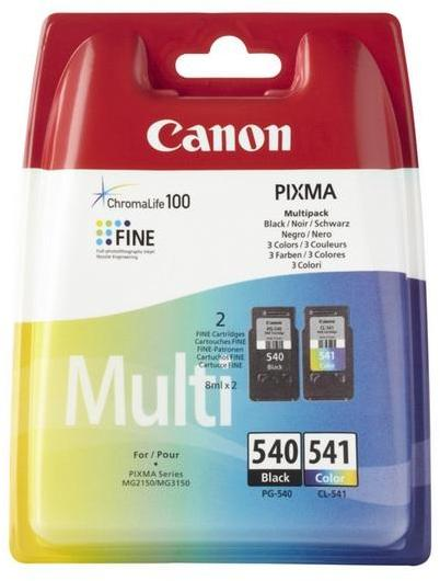 Canon PG-540/CL-541 multipack eredeti tintapatron