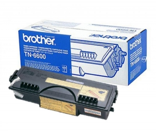 Brother TN-6600 fekete eredeti