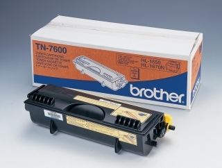 Brother TN-7600 fekete eredeti